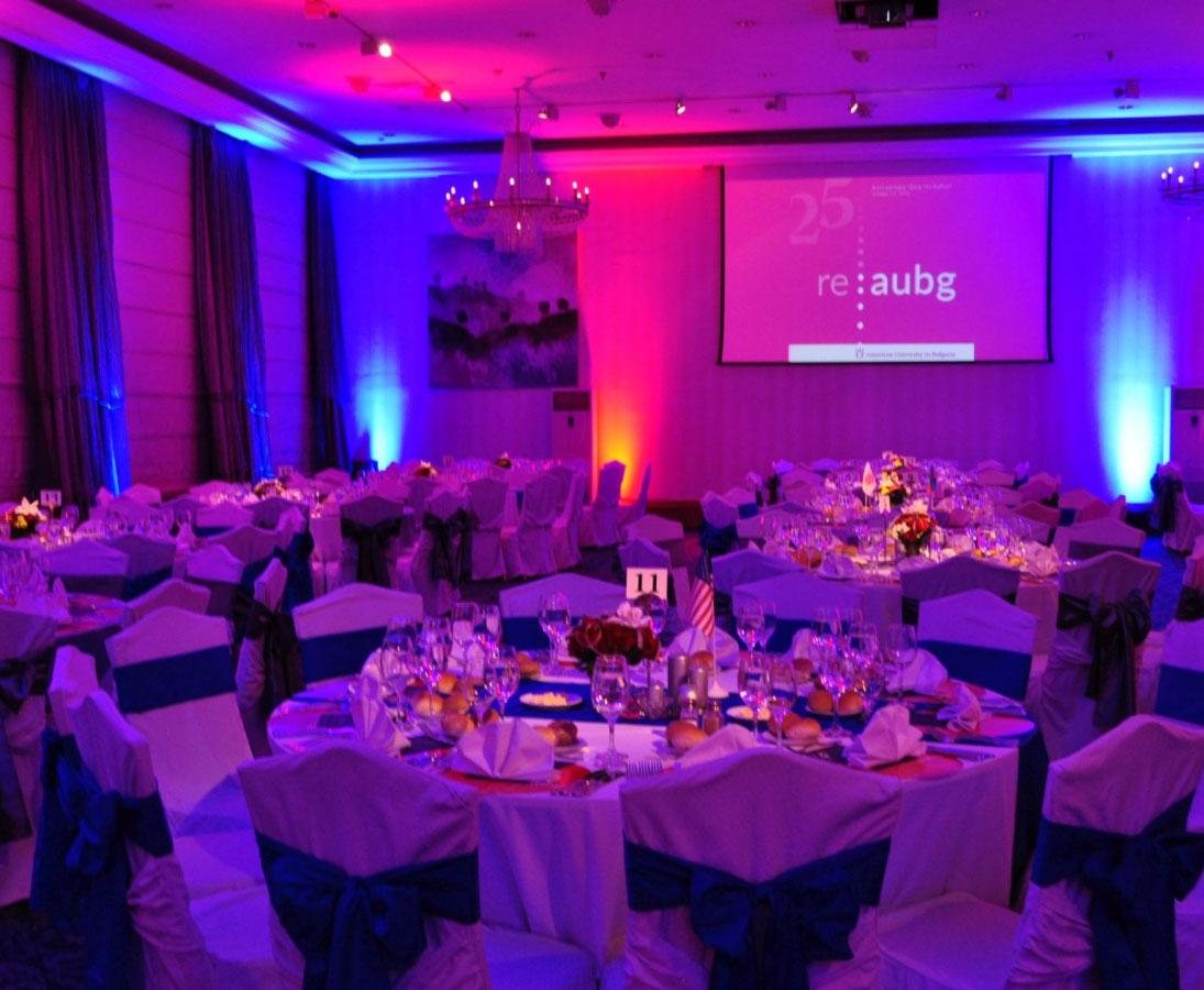 Gala Dinner 25th Anniversary